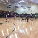 JV and Varsity Volleyball vs. Preston photo album thumbnail 15